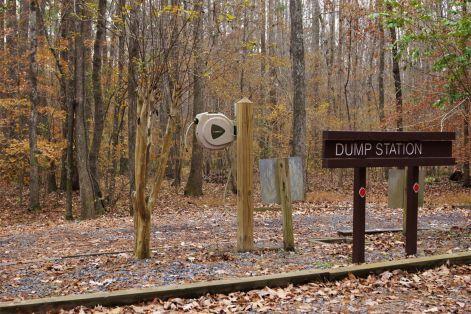 Northwest River Park Camping Info