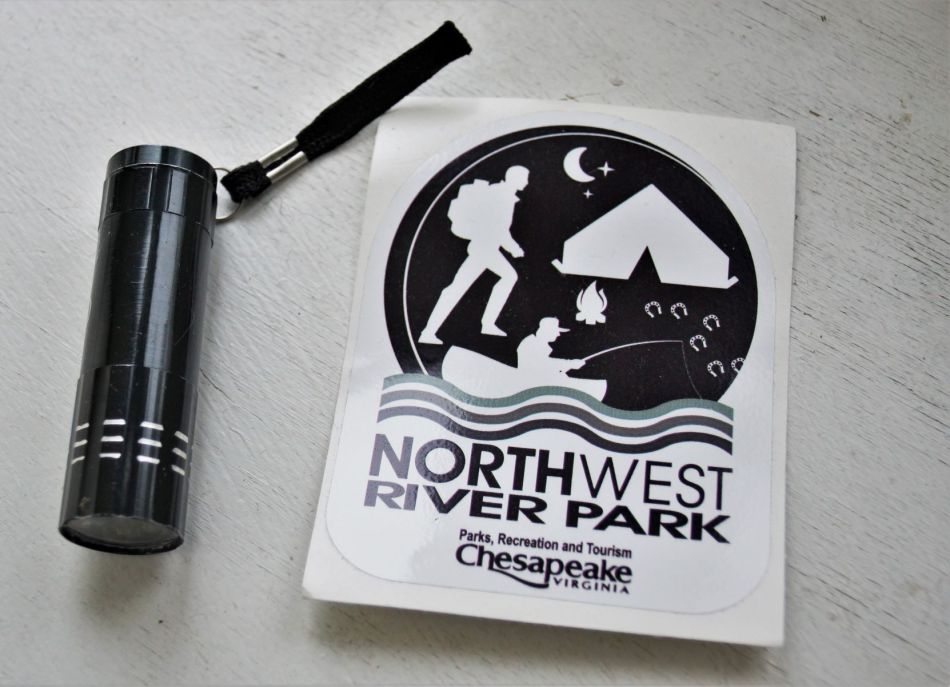 Northwest River Park sticker
